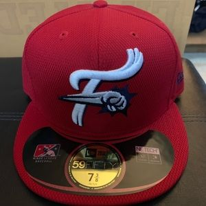 Reading fighting Phils authentic fitted bp cap